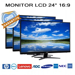 """MOLITOR LCD 24"""" 16:9"""